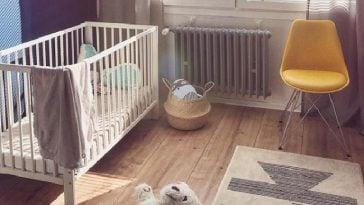 consejos para la limpieza de la habitación del bebé